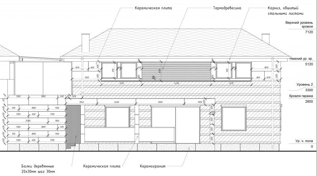 Дизайн Фасада 4